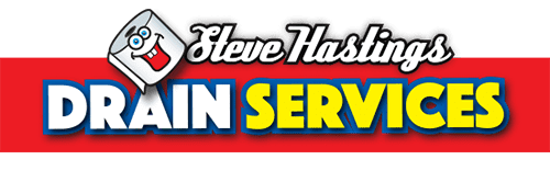 Steve Hastings Drain Services Logo